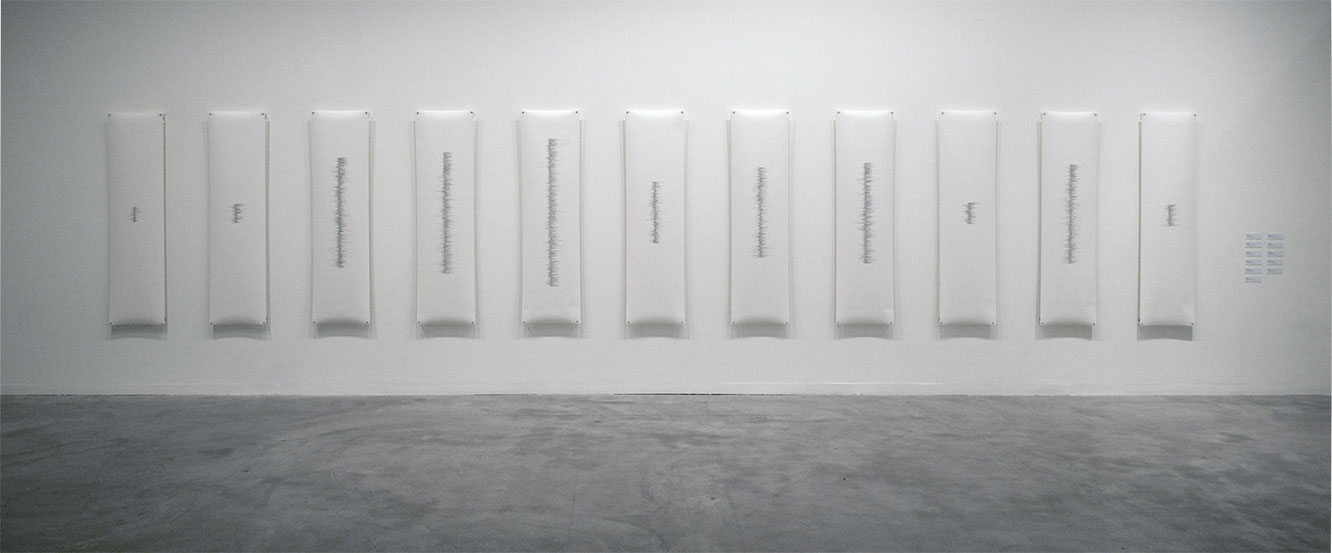 installation view two